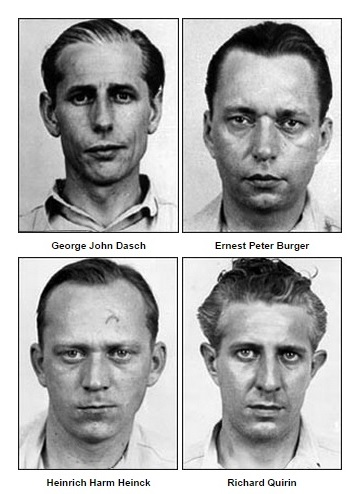 The 4 Nazi Agents That Landed in Long Island, New York During WWII