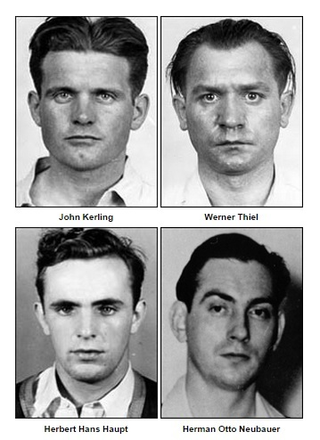 The 4 Nazi Agents That Landed in Ponte Vedra Beach, Florida During WWII
